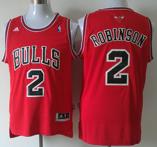 365e1933e0a ... Chicago Bulls 2 Nate Robinson Revolution 30 Swingman Red Jersey ...