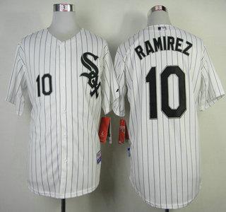 Chicago White Sox #79 Jose Abreu White With Black Pinstripe Kids Jersey