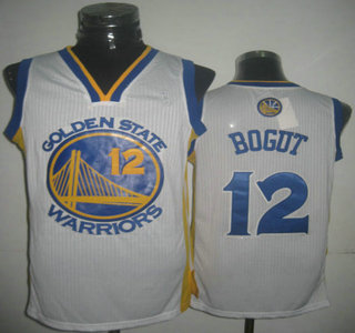 0f8b2ed61 ... new zealand golden state warriors 12 andrew bogut white revolution 30  authentic jersey 39e53 2616d