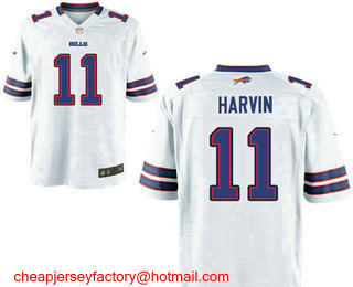 marcus easley nike buffalo bills no.81 elite jersey white mens buffalo bills 11 percy harvin white road stitched nfl nike elite jersey nike buffalo bi