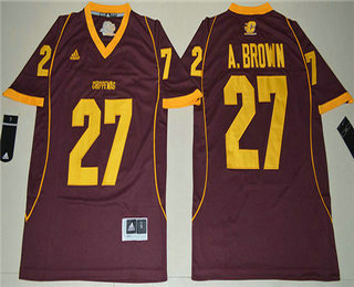 antonio brown college jersey