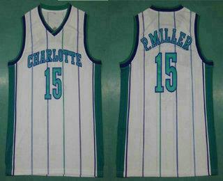284df0f70 ... Muggsy Bogues adidas NBA Mens Retired Player Swingman Jersey Mens  Charlotte Hornets 15 Percy Miller White Hardwood Classics Soul Swingman  Throwback ...
