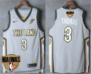 check out b9b11 2ab01 Men's Cleveland Cavaliers #0 Kevin Love 2018 The NBA Finals ...