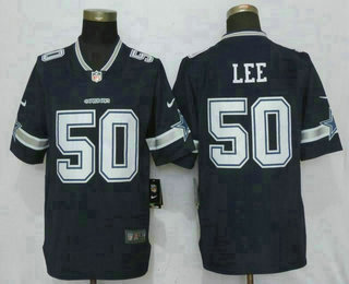 9024652fcd4 Men's Dallas Cowboys #50 Sean Lee Navy Blue 2017 Vapor Untouchable Stitched  NFL Nike Limited