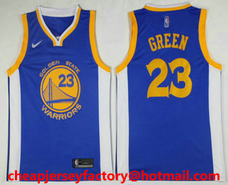 d27283d4f ... nike swingman rakuten nba jersey  rakuten stitched nba jersey 21. mens  golden state warriors 23 draymond green blue 2017 2018
