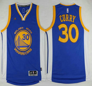 27af93f09 ... 2015-16 Yellow Jersey Mens Golden State Warriors 30 Stephen Curry  Revolution 30 Swingman Blue Championship Fashion Jersey ...