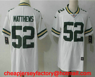 Nice Men's Green Bay Packers #52 Clay Matthews Gold 2017 Color Rush  hot sale