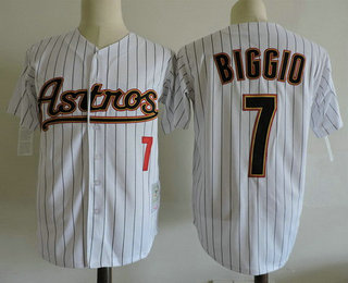 new styles 48868 d4246 7 Stitched Men's With Craig Mlb Biggio Astros Houston Red ...