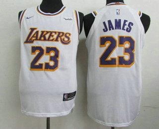 half off 5a290 f2fa2 Men's Los Angeles Lakers #0 Kyle Kuzma MPLS Blue Hardwood ...