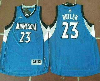 timeless design 9de2d e3f96 Men's Minnesota Timberwolves #21 Kevin Garnett Black ...