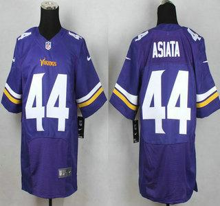 06418873e5d Men s Minnesota Vikings  97 Everson Griffen Nike Purple Elite Jersey