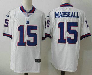 wholesale dealer 04db8 9f25c Men's New York Giants #87 Sterling Shepard White 2016 Color ...