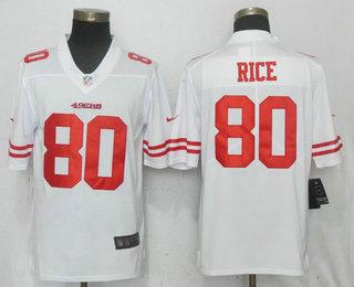 14a03911e Men s New York Giants  80 Victor Cruz White 2017 Vapor Untouchable Stitched  NFL Nike Limited