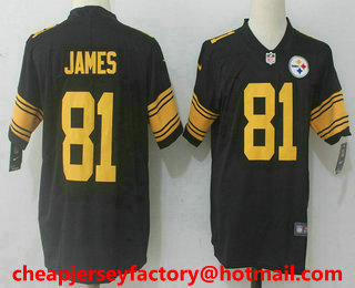 james conner color rush jersey