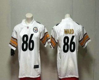 9c333c757 ... nike jersey nfl vapor untouchable af84e a4136  cheap black therma long  sleeve limited jersey 33.5. mens pittsburgh steelers 86 hines ward white