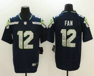 norway rush vapor untouchable nfl jersey mens seattle seahawks 12 12th fan  navy blue 2017 vapor 9d39b2160