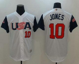c6c7d0076 ... jersey http Mens Team USA Baseball Majestic 10 Adam Jones White 2017  World Baseball Classic Stitched Authentic .