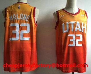 promo code 8e682 839b0 Men's Utah Jazz #2 Joe Ingles 2017-2018 City Edition 5 For ...