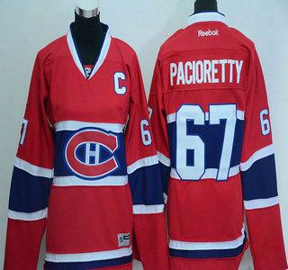d56644999 womens montreal canadiens 67 max pacioretty reebok white 2016 winter ...