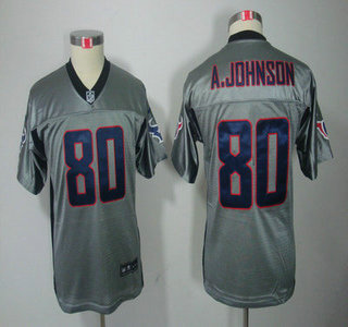 096e23f3f87 Nike Houston Texans 99 J.J. Watt Grey Shadow Game Kids Jersey