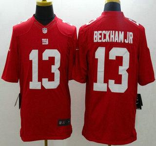 Men's New York Giants #13 Odell Beckham Jr Green Salute to Service  for sale