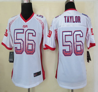 7189f18b2 ... victor cruz gray shadow kids jersey 0dbc9 shopping nike new york giants  56 lawrence taylor drift fashion white elite womens jersey 9332b 9803d ...