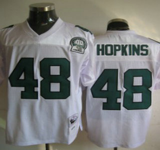 05d5c14c2 inexpensive philadelphia eagles 48 wes hopkins white throwback 99th jersey  84e3d d85eb