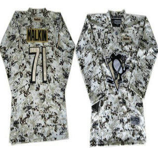 best website 10a8a 46079 pittsburgh penguins 87 sidney crosby white camo kids jersey