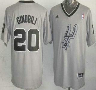 low priced bc36f 4c8a9 San Antonio Spurs #20 Manu Ginobili Camo Revolution 30 ...