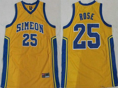 d rose simeon jersey