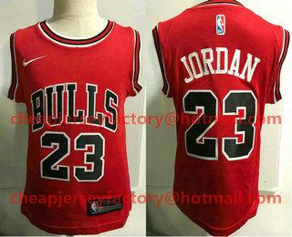 sale retailer d92f4 6c837 Toddler Chicago Bulls #23 Michael Jordan White With Bulls ...