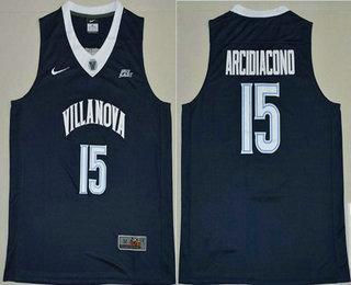 af09a64ecc55 get villanova wildcats 15 ryan arcidiacono navy blue basketball stitched ncaa  jersey 16f9c 68ec3