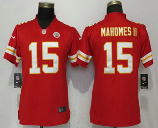 Women's Kansas City Chiefs #22 Marcus Peters Red Red 2017 Vapor  for sale