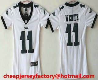 finest selection 01a06 72ec5 youth nike eagles 11 carson wentz black nfl limited rush jersey