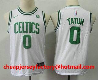 meet e886d baf6c Youth Boston Celtics #11 Kyrie Irving Gray NBA Swingman City ...